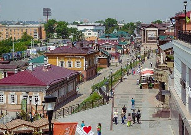 Иркутск занял 3-е место в рейтинге привлекательных для карьеры сибирских городов