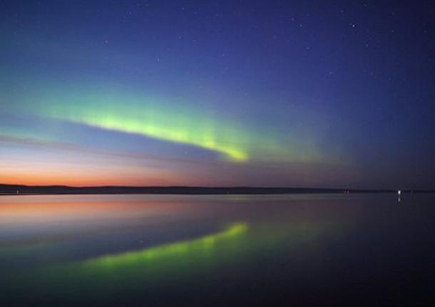 Жители Иркутска сумеют увидеть северное сияние в ночь на понедельник
