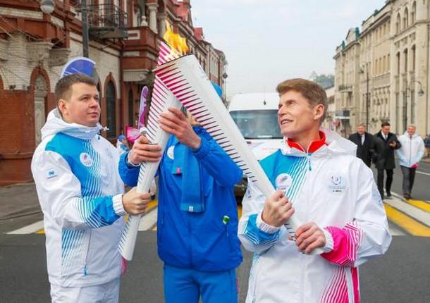 Огонь XXIX Всемирной зимней универсиады привезут в Иркутск 30 ноября